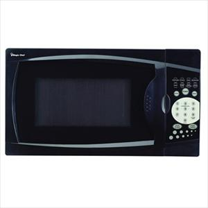 0.7 Cu. Ft. Microwave Oven - Black