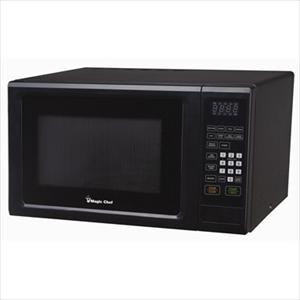 1.1 Cu. Ft. Microwave Oven - Black