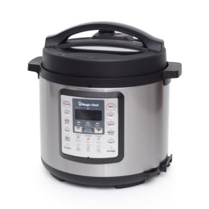 6 Qt. 7-in-1 Multi-Cooker -  Stainless Steel