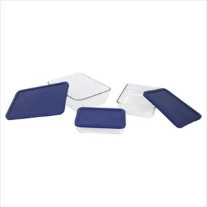 Storage 6-Pc Rectangular Set