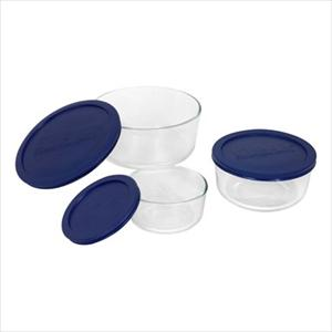 Storage 6-Pc Bowl Set