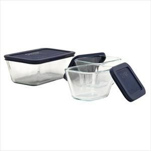Storage Plus 6-piece Set