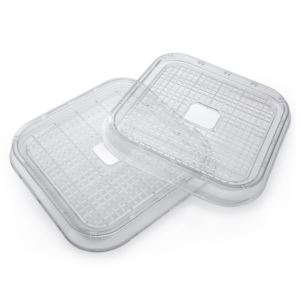 Add-On Nesting Dehydrator Trays for Presto 06304 Dehydrator