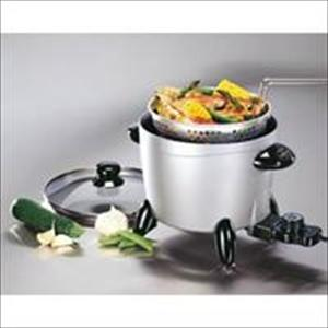 Options multi-cooker/steamer