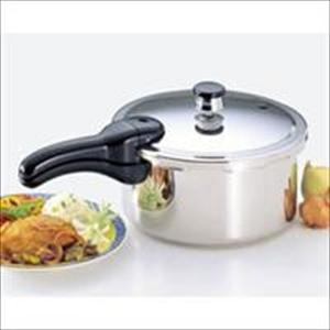 4 Qt. Stainless Steel Pressure Cooker