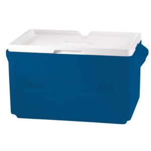 48 Can Party Stacker Cooler Blue
