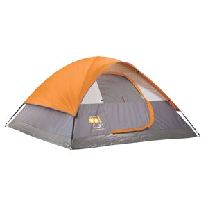 Coleman Go! 3-Person Dome Tent 7ft x 7ft
