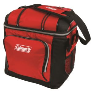 30 Can Softside Cooler Red
