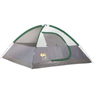 Go! 4-Person Dome Tent 7ft x 9ft