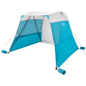 Go Shade 7ft x 7ft Backpack Sun Shelter Caribbean Sea