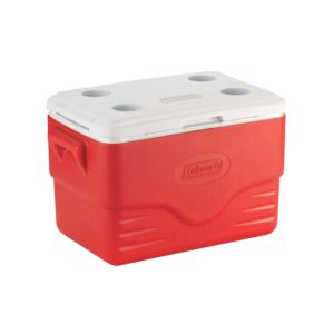 36qt Chest Cooler Red