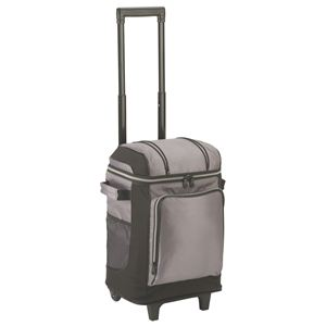 42-Can Wheeled Soft Cooler Gray