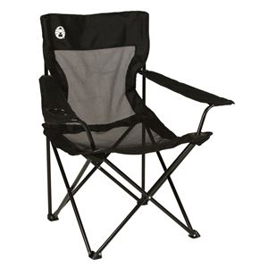 Broadband Mesh Quad Chair Black