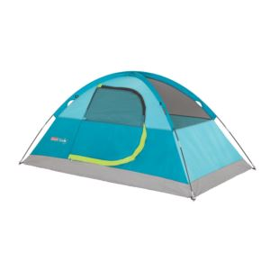 Kids Wonder Lake 4x 7ft Two Person Dome Tent