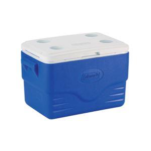 36qt Chest Cooler Blue