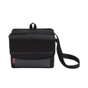 18 Can Collapsible Soft Cooler Black