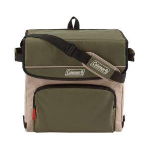 54 Can Collapsible Soft Cooler Tan/Olive