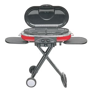 RoadTrip LXE 2-Burner Propane Grill Red
