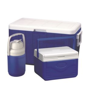 3pc Cooler Combo Blue/White