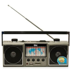 AM FM Short Wave Radio Black