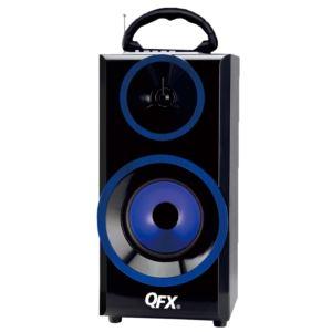 Bluetooth Boombox Blue