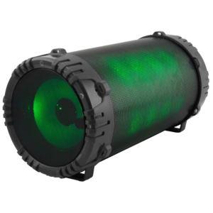Multi Colored Bluetooth Speaker Black
