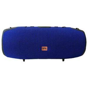 Bluetooth Speaker with FM Radio Blue