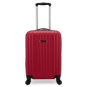 Elite Fullerton Hardside Carry-On Spinner Luggage, Red