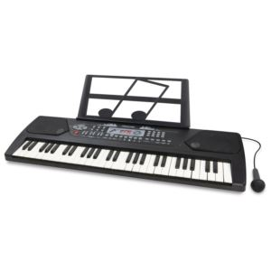 Electronic Piano Keyboard with Microphone