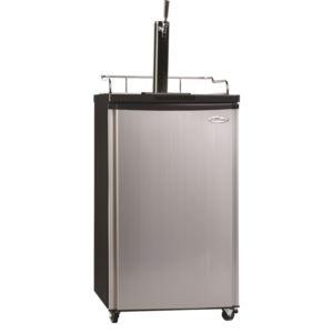Premium Stainless Steel Kegerator