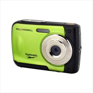 16.0 MP HD Waterproof Splash Digital Camera (Green)