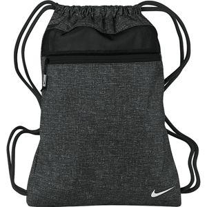 Nike Sport Gym Sack III - Black/Silver-