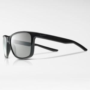 Nike Unrest Men's Sunglasses - Black/Matte Black - Grey Lens- Black/Matte Black Frame, Grey Lens