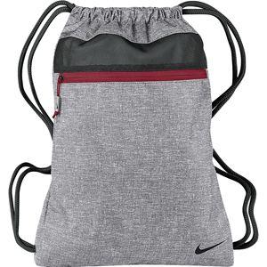 Nike Sport Gym Sack III - Silver/Red/Black-