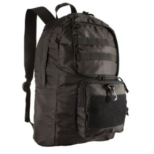 Collapsible Backpack - Black