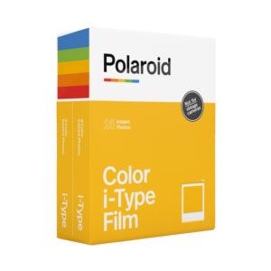 Color i-Type Film - 2-Pack