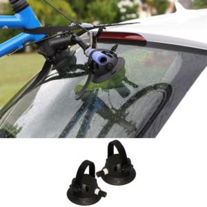 Hornet 1-bike handlebar-mount rack for SUVs and hatchbacks