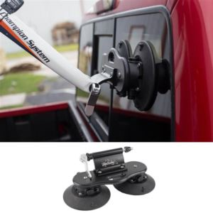 Falcon 1-bike fork-mount rack for pickup trucks