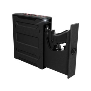 Slider Series 1-Gun Biometric Gun Safe - Black