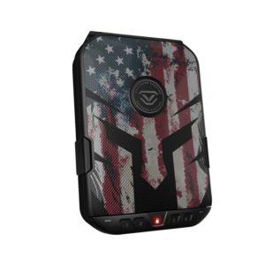 Lifepod 2.0 Special Edition - Spartan American Flag