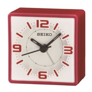 Sei Bedside Alarm Red