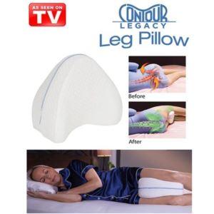 Legacy Leg Pillow - (White)