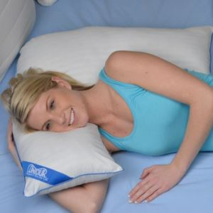 L Shaped Body Bed Pillow