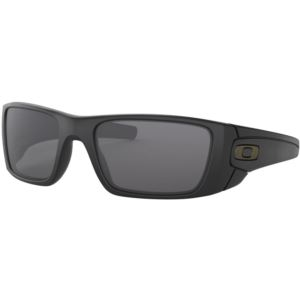 Fuel Cell Sunglasses - Matte Black/Grey