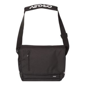 15L Street Messenger Bag - Blackout