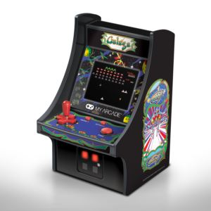 Galaga Micro Retro Arcade Game