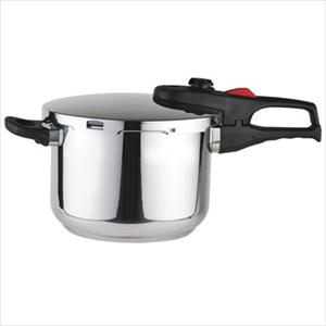 Stainless 3.3 Qt. Super Pressure Cooker