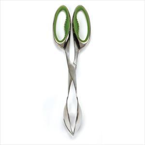 Toss & Serve Salad Scissors (Stainless)