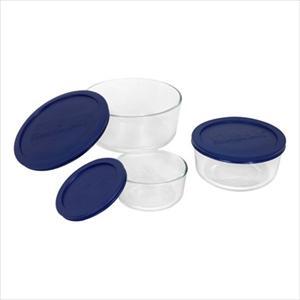 Storage 6-Pc Bowl Set