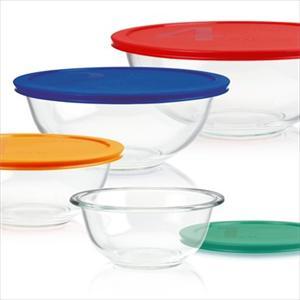 Smart Essentials 8-Pc Bowl Set